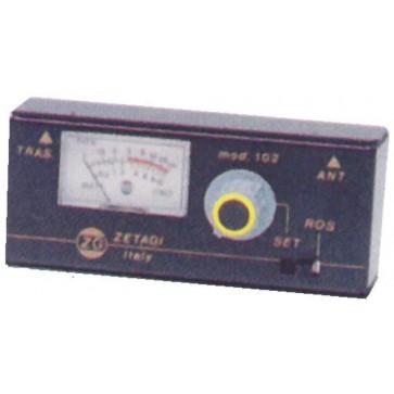 Zetagi Mini Rosmetro 3-200 Mhz