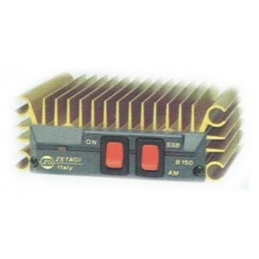 Zetagi Amplificatore Transistor  26-30 MHz 100W/AM 200W/SSB 12V