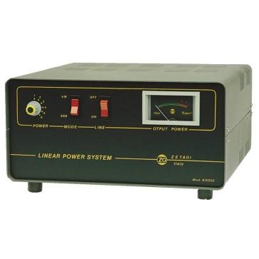 Zetagi Amplificatore Transistor  20-30 MHz 200W/AM 230V