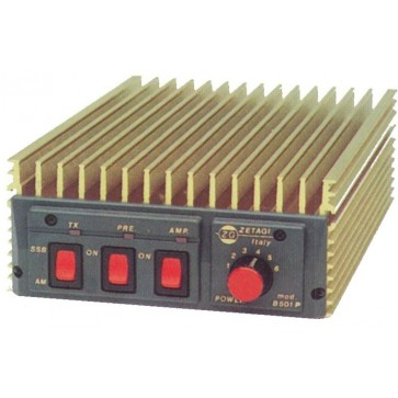 Zetagi Amplificatore Transistor  20-30 MHz 250W/AM 500W/SSB 24V