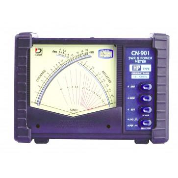 Daiwa Rosmetro e Wattmetro Aghi Incrociati 1.8-200Mhz 20-200-2000W, Connettori PL-f