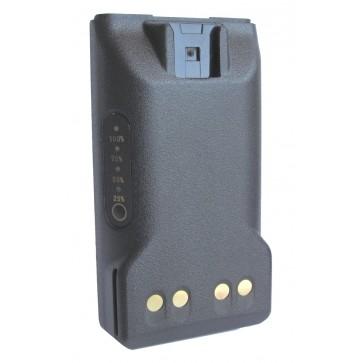 Malcott's Batteria Compatibile VERTEX EVX-530 Serie, EVX-261, VX261/264 - 7,4V 2200mah Li-Ion