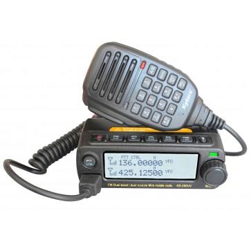 Proxel Dual Band VHF 144-146MHz / UHF 430-440MHz, 255ch, Potenza 20Watt