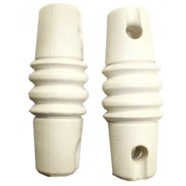 ITA® Coppia di Isolatori in FKN ( fibra di vetro, kevlar, nylon)