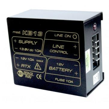 Zetagi Combinatore Alimentatore - Batteria in Tampone