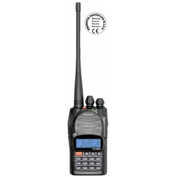 Wouxun VHF 66-87,90 MHz, 128ch, Potenza 5/1Watt, tone ,shift ,DTMF