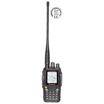 Wouxun Versione PLUS, Duplex VHF 144-146MHz / UHF 430-440MHz, 999ch, 5/4/1Watt