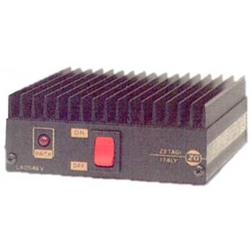 Zetagi Amplificatore Transistor 155-165 Mhz 45W 12V
