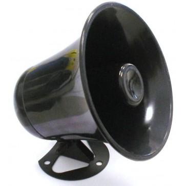 Proxel Altoparlante a Tromba, IP55, 12W/8Ω, Dimensioni 130x124, con Staffa