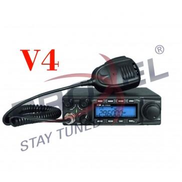 Super Star RTX programmabile 10-12mt, LCD 7 Colori, AM-FM (45W P.E.P. - 60W SSB)