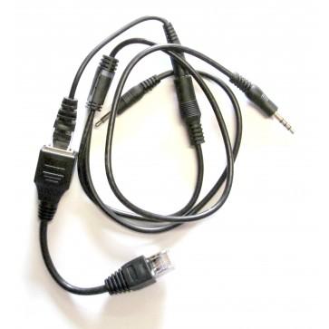 Surecom Adattatore per SC-SR112/628 Icom Veicolari