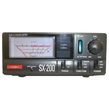 Proxel Ros. & Watt. Freq. 1.8-160Mhz 5-20-200-1000W Conn. PL-f