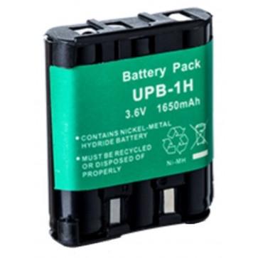Malcott's Batteria Compatibile per Kenwood LJ8, LH-68, UBZ LF14 FRS    - 3,6V 1650mah Ni-Mh