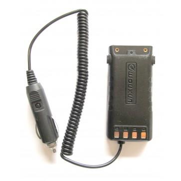 Wouxun Eliminator Pacco Batteria Vuoto con Cavo di Alimentazione per KG-UV9D