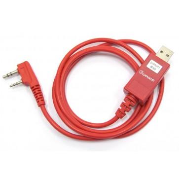 Wouxun Cavo USB di Programmazione per KG-801/UV2D/UV6D/703/639/699