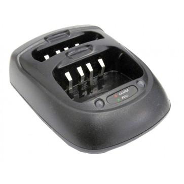 Wouxun Caricatore da Tavolo 2 Slot per KG-UV1/2/3/5/6, KG-801E/703E/639E/699E