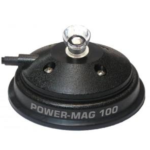 Sirio Base POWER MAG 100 S Ø 100mm, cavo 3,6mt con PL259, guarnizione in gomma