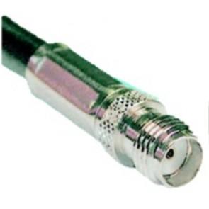 Connettore SMA FEMMINA per RG 174, a Crimpare