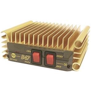 Zetagi Amplificatore Transistor  26-30 MHz 50W/AM 100W/SSB 12V MOSFET