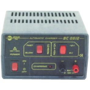 Zetagi Carica Batterie Al Piombo Automatico 6-12v 5a 1 Uscita