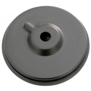 Proxel BASE UNIVERSALE senza cavo e conn. Ø 145mm, con guarnizione in gomma