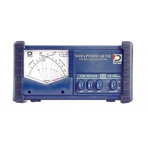 Daiwa Ros. & Watt. Aghi Incrociati Freq. 1.8-150Mhz 20-200-2000W conn. PL-f
