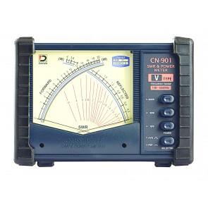 Daiwa Rosmetro e Wattmetro Aghi Incrociati 140-525Mhz 2-200W, Connettori N-f