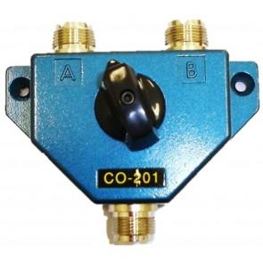 Proxel Commutatore per 2 Antenne Connettori PL