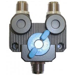 Malcott's Commutatore per 2 Antenne Connettori N