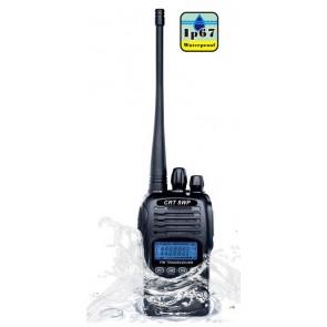 CRT PMR446, Waterproof IP67, 8+107CH , Potenza 0,5Watt