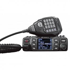 CRT Dual Band VHF 144-146MHz / UHF 430-440MHz, 200ch, Potenza 25/15/5Watt