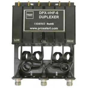 Proxel Duplexer 136-174 MHz Connettore N, da 6 Cavità, 4,60MHz (3,5 a 15MHZ), 35W
