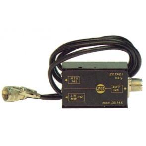 Zetagi Mixer Antenna Autoradio e 145 Mhz