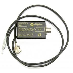 Zetagi Mixer Antenna Autoradio e CB