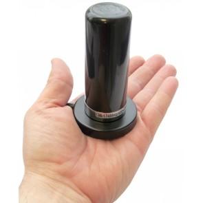 "Proxel Dual Band ""PHANTOM"" 144-430MHz con Base Magnetica Ø 55mm, cavo RG58 4,5mt conn.PL259"