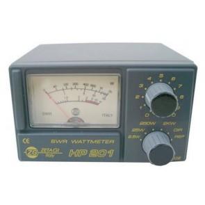 Zetagi Rosmetro 3-200MHz Wattmetro 26-30 Mhz