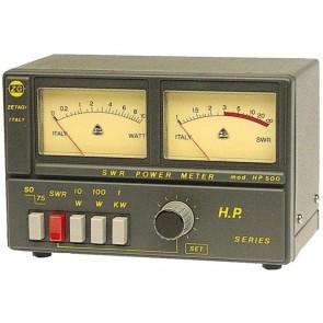Zetagi Rosmetro e Wattmetro 3-200 Mhz con Doppio Strumento