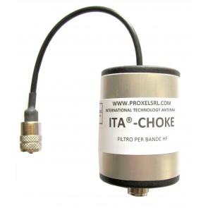 ITA® Antenna Choke per Antenne HF e Per Serie BLN, Soppressore e Limitatore di Disturbi