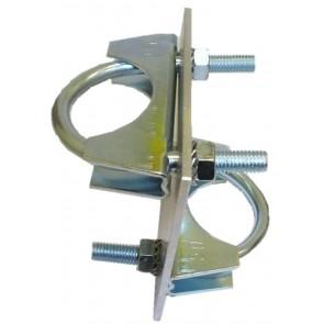ITA® Supporto per Balun fino a diam. 60mm, e per pali fino a diam. 50mm