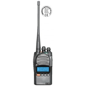 Wouxun VHF 136-174 MHz, 128ch, Potenza 5/1Watt, tone ,shift ,DTMF