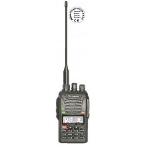 Wouxun Dual Band VHF 66-87,90MHz / VHF 136-174MHz, 199ch, 5/1Watt