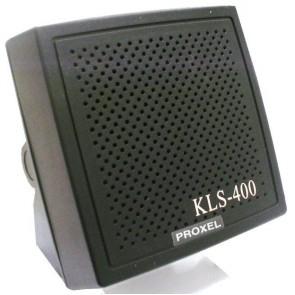 Proxel Altoparlante Alto Rendimento 20W/4Ω, Dim. L120xH120xP60, con Staffa