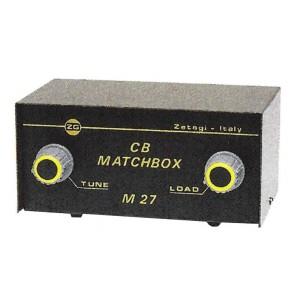 Zetagi Accoppiatore per Antenne CB, 500W