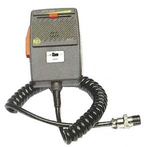 Zetagi Microfono Da Palmo Preamplificato con Regolazione Volume