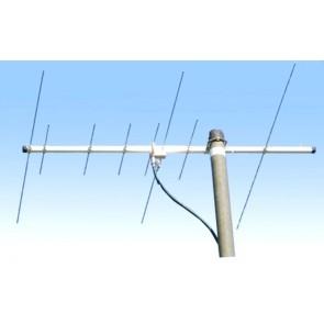 Malcott's Yagi Dual Band 9.5dBi (144) 11.15dBi (430), 100W P.E.P., Connettore N-f