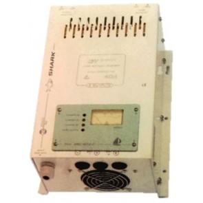 Zetagi Caricabatterie a Trasformatore per Uso Nautico 14,3V 40A, 2 Uscite