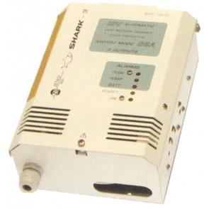 Zetagi Caricabatterie Switching per Uso Nautico 14,3V 26A, 3 Uscite
