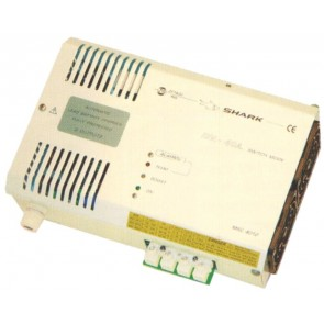 Zetagi Caricabatterie Switching per Uso Nautico 14,3V 40A, 3 Uscite