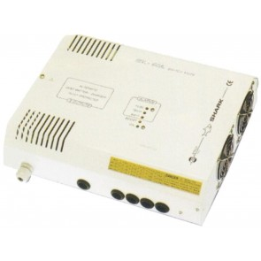 Zetagi Caricabatterie Switching per Uso Nautico 14,3V 80A, 3 Uscite