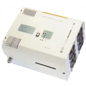 Zetagi Caricabatterie Switching per Uso Nautico 28,2V 80A, 3 Uscite